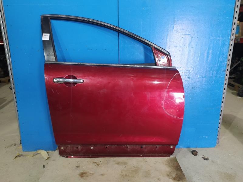 Дверь Mazda Cx9 2007 передняя правая (б/у)