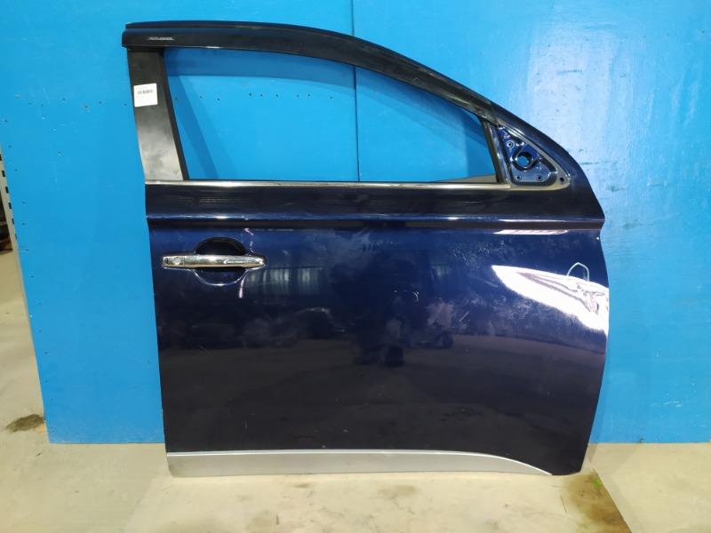 Дверь Mitsubishi Outlander 3 2012 передняя правая (б/у)
