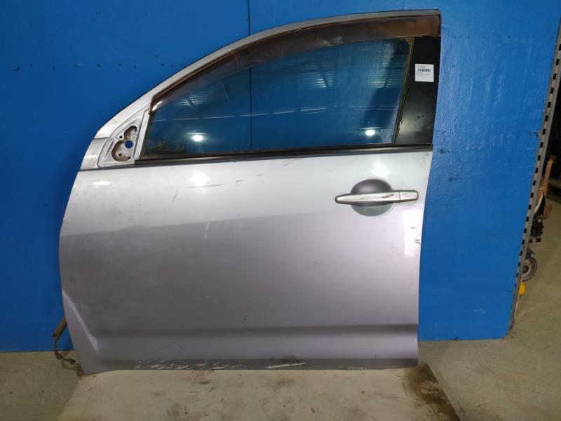 Дверь Mitsubishi Outlander Xl 2006 передняя левая (б/у)