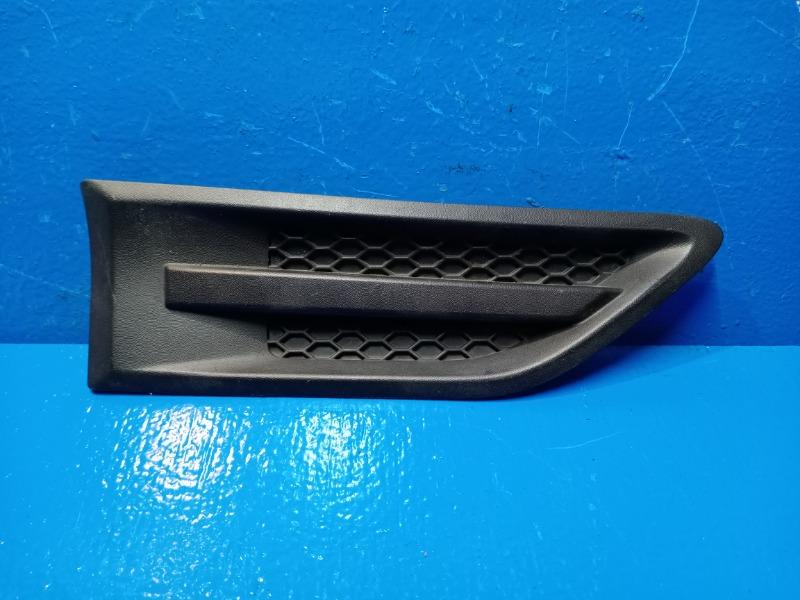 Накладка крыла Kia Soul 2011 передняя правая (б/у)