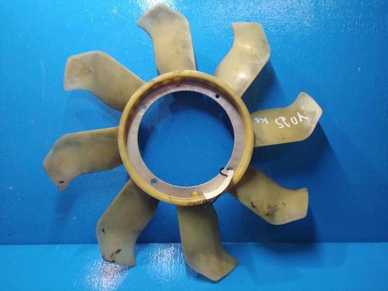 Крыльчатка вентилятора Nissan Navara 2.5 2005 (б/у)