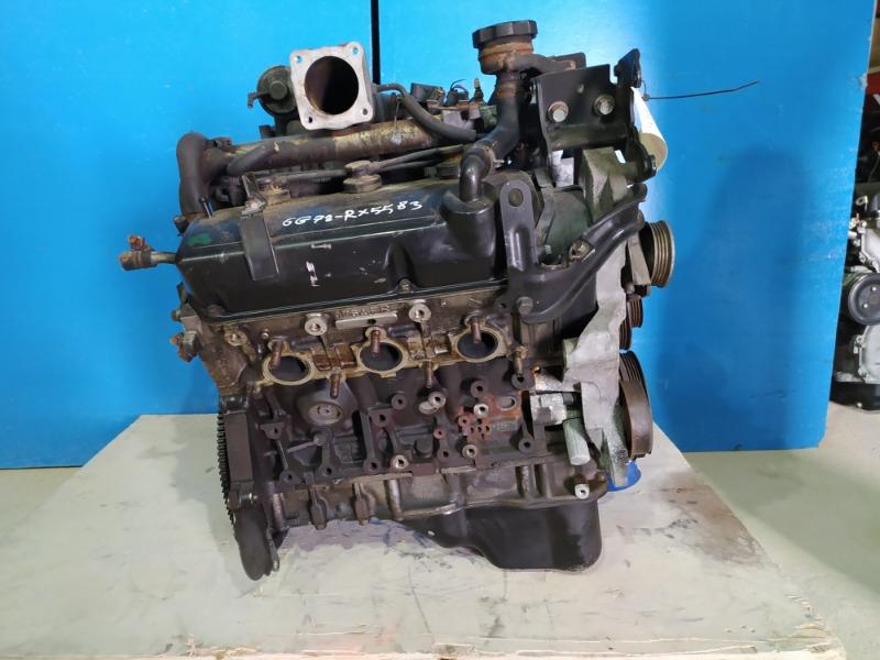 Двигатель Mitsubishi Pajero Sport 1 3.0 1998 (б/у)