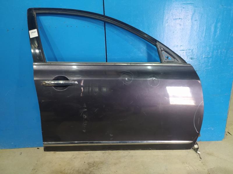 Дверь Nissan Teana J32 2008 передняя правая (б/у)