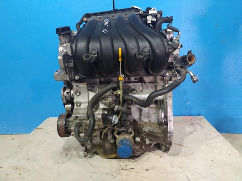 Двигатель Nissan Xtrail T31 2006 (б/у)