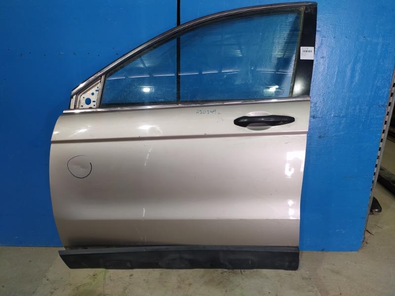 Дверь Honda Cr-V 3 2006 передняя левая (б/у)