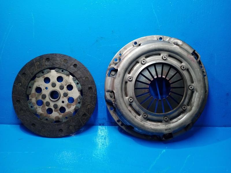 Диск и корзина сцепления Nissan Xtrail T30 2.5 2000 (б/у)