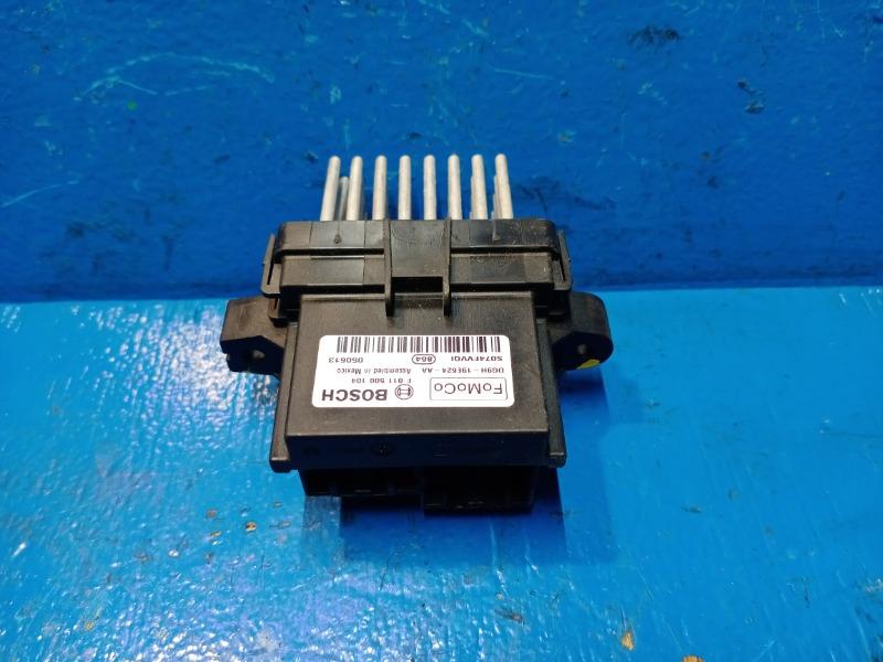 Резистор отопителя Ford Mondeo 5 2014 (б/у)