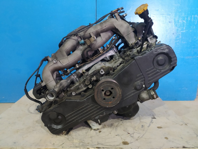 Двигатель Subaru Legacy 2.5 2003 (б/у)