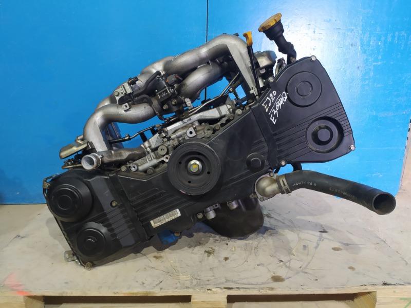 Двигатель Subaru Forester 3 2.0 2007 (б/у)