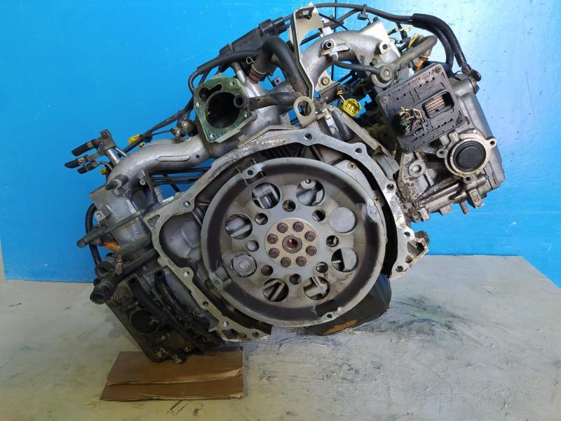 Двигатель Subaru Legacy 2.0 2003 (б/у)