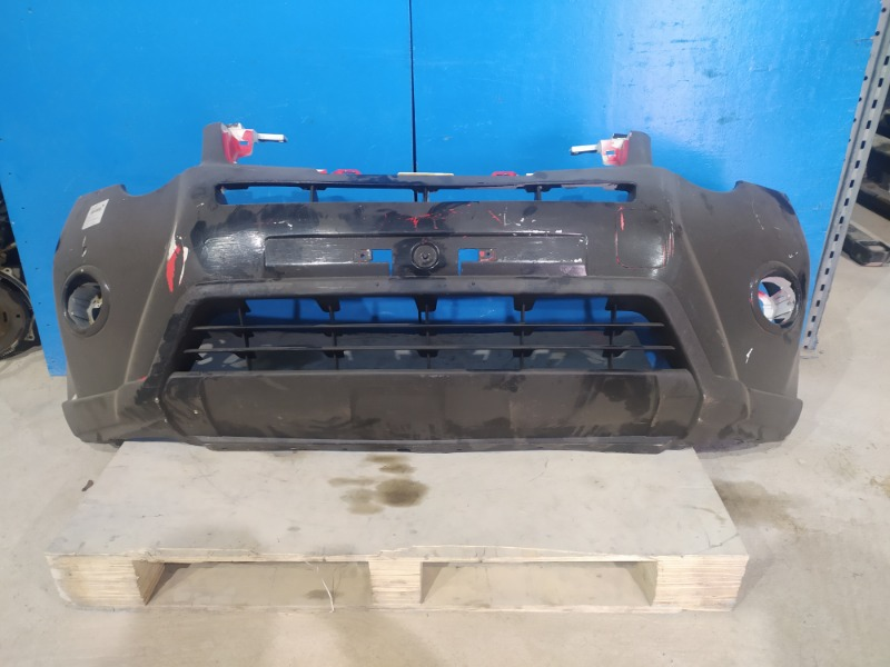 Бампер Nissan Xtrail T31 2010 передний (б/у)