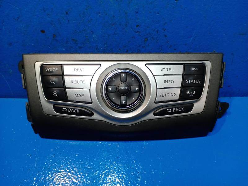 Блок кнопок Nissan Murano Z51 2008 (б/у)