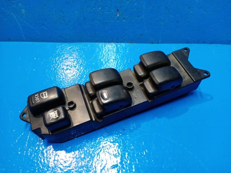Блок управления стеклоподъемниками Mitsubishi Outlander 1 2001 (б/у)