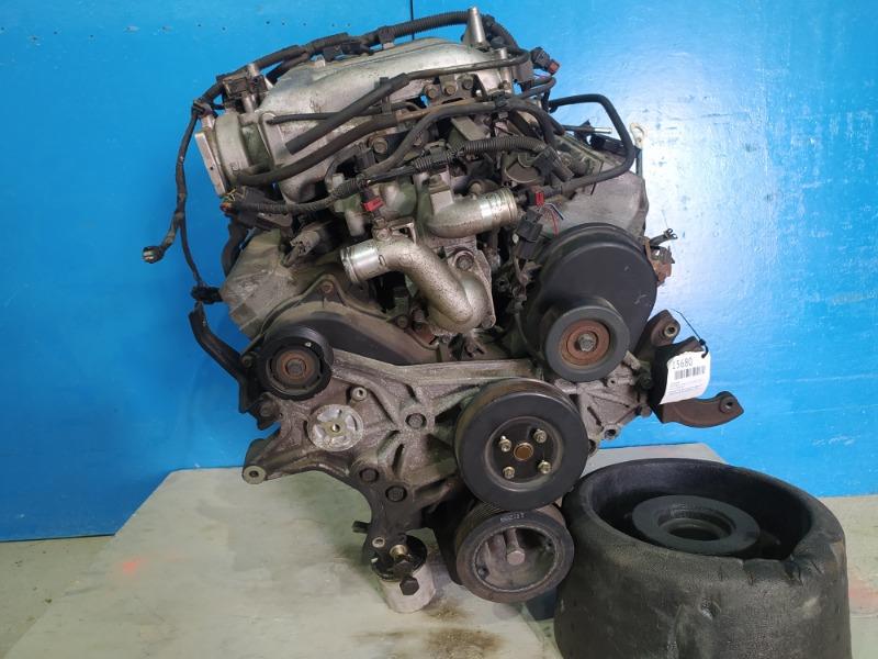 Двигатель Mitsubishi Pajero 4 3.8 2006 (б/у)