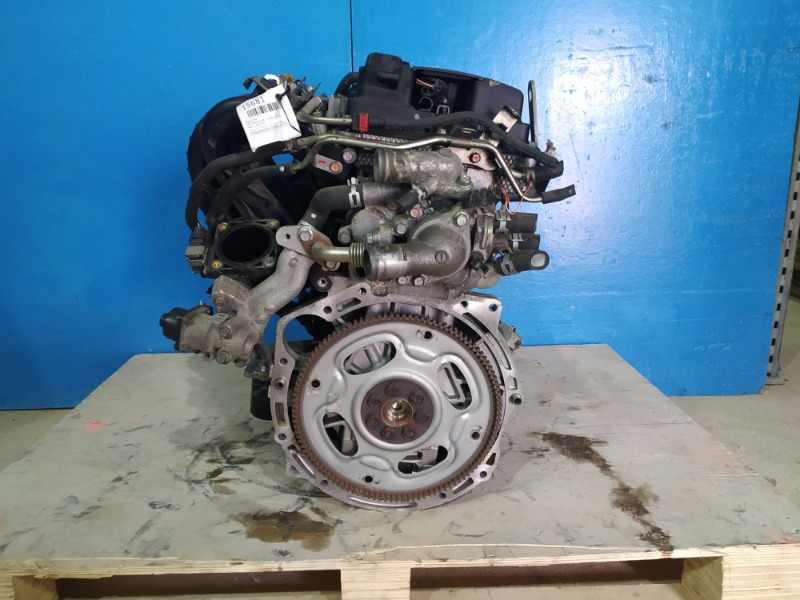 Двигатель Mitsubishi Asx 2.0 2007 (б/у)