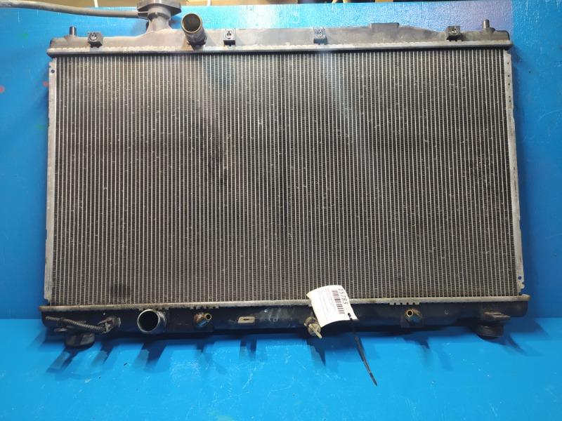 Радиатор охлаждения двигателя Honda Cr-V 3 2006 (б/у)