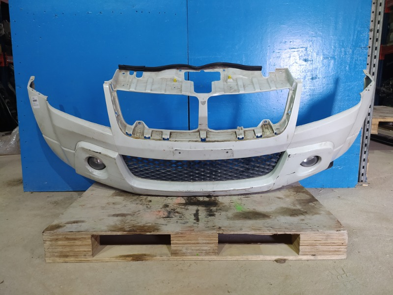 Бампер Suzuki Grand Vitara 3 2006 передний (б/у)