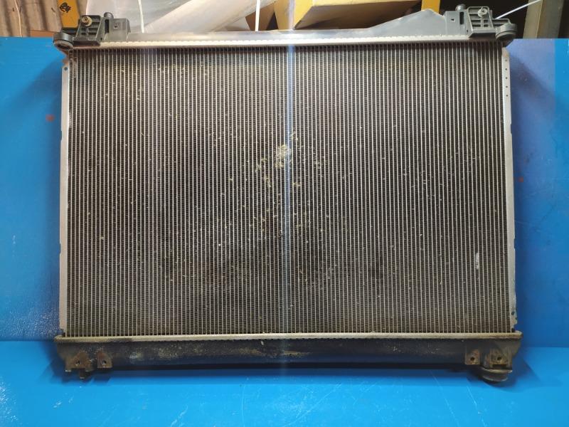 Радиатор охлаждения двигателя Suzuki Grand Vitara 3 2006 (б/у)