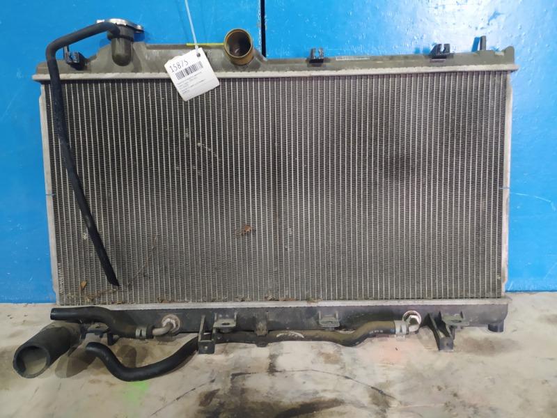 Радиатор охлаждения двигателя Subaru Legacy 2009 (б/у)