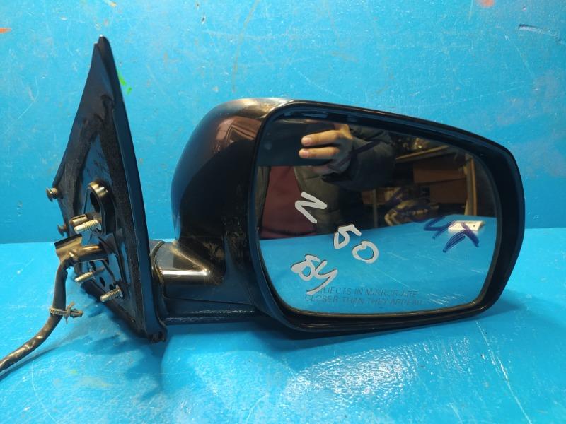 Зеркало Nissan Murano Z50 2003 правое (б/у)