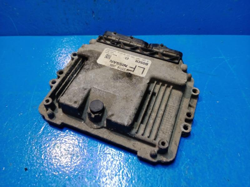Блок управления двигателем Nissan Xtrail T31 2007 (б/у)