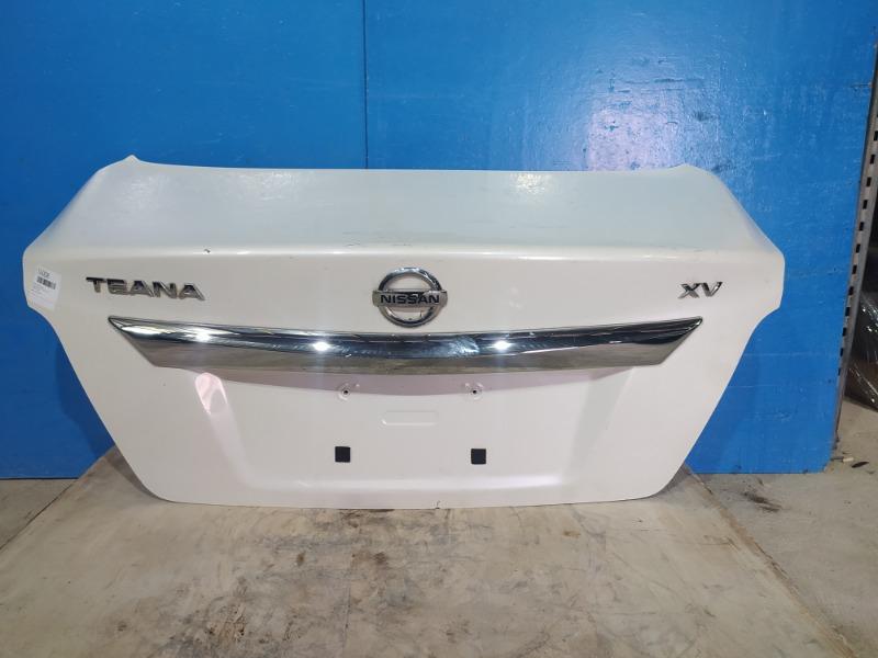 Крышка багажника Nissan Teana L33 2014 (б/у)
