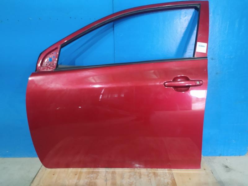 Дверь Toyota Corolla 2006 передняя левая (б/у)
