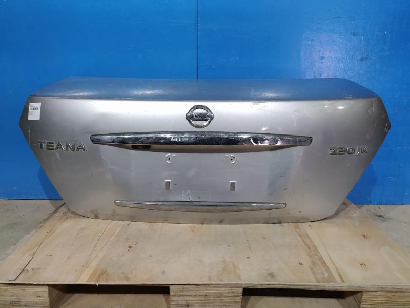 Крышка багажника Nissan Teana J31 2003 (б/у)