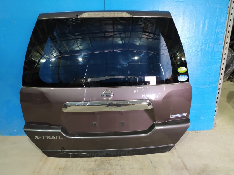 Крышка багажника Nissan Xtrail T31 2007 (б/у)