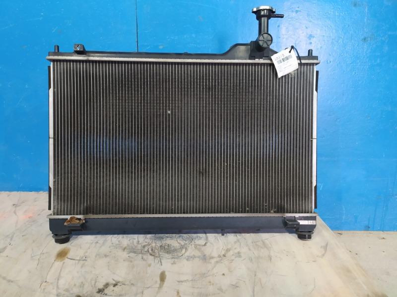 Радиатор охлаждения двигателя Mitsubishi Outlander 3 2.0. 2.4 2012 (б/у)