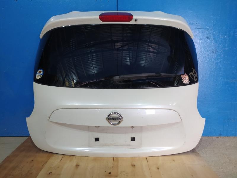 Крышка багажника Nissan Juke 2010 (б/у)
