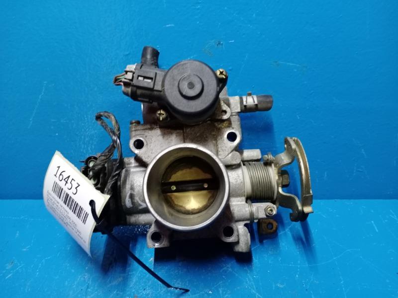 Дроссельная заслонка Nissan Almera 2 1.5 2000 (б/у)