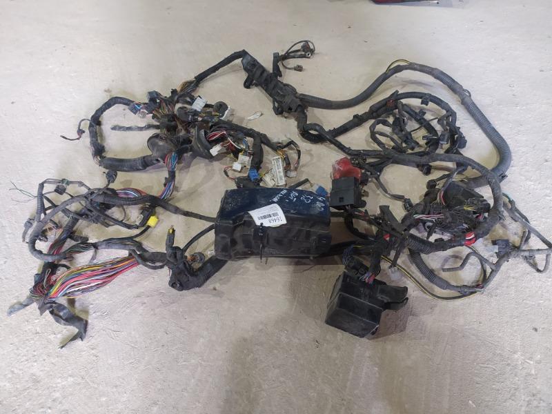 Проводка моторного отсека Mitsubishi Pajero 4 3.8 2006 (б/у)