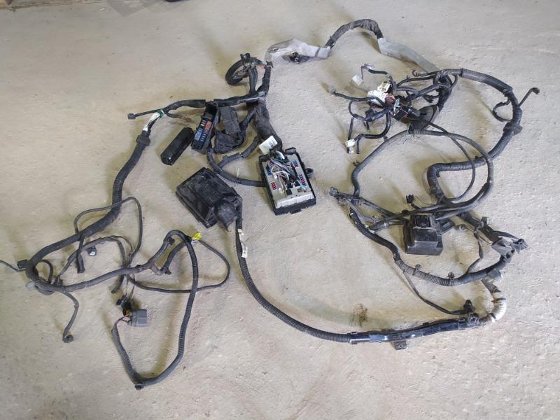 Проводка моторного отсека Infiniti G 2.5 2008 (б/у)