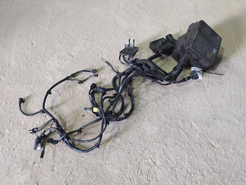 Блок предохранителей Mitsubishi Outlander Xl 3.0 2006 (б/у)