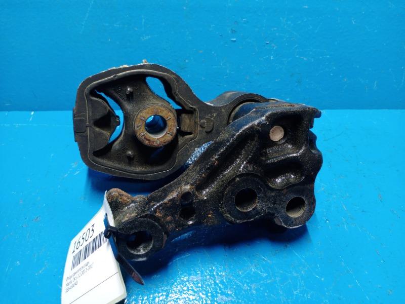Опора двигателя Mazda Cx5 2.2 2012 задняя (б/у)