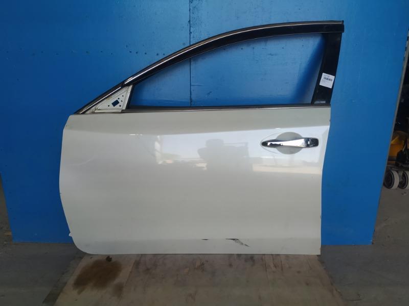 Дверь Nissan Teana L33 2014 передняя левая (б/у)