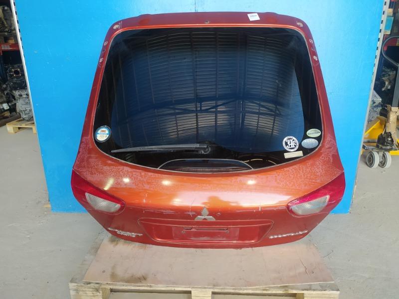 Крышка багажника Mitsubishi Lancer 10 2007 (б/у)