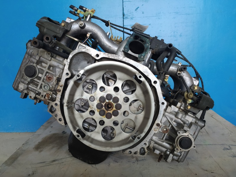 Двигатель Subaru Legacy 2.5 1997 (б/у)