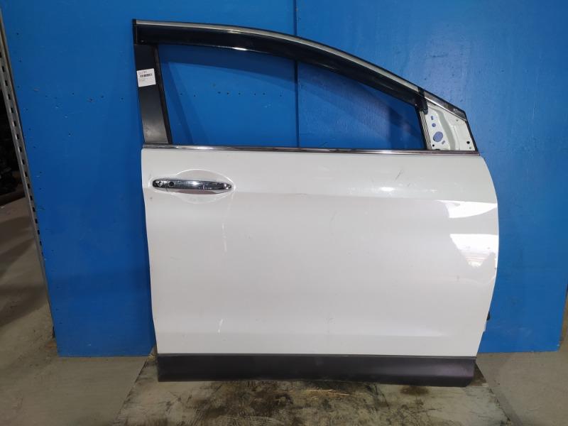 Дверь Honda Cr-V 4 2012 передняя правая (б/у)