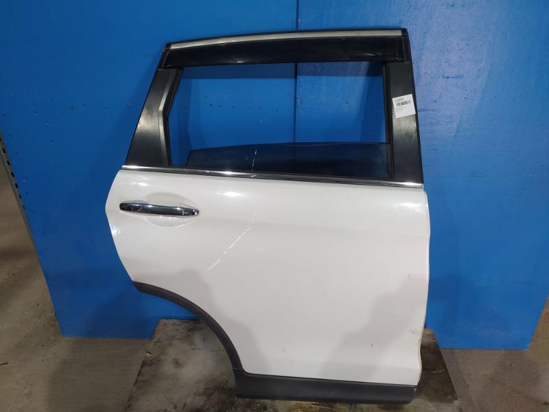 Дверь Honda Cr-V 4 2012 задняя правая (б/у)