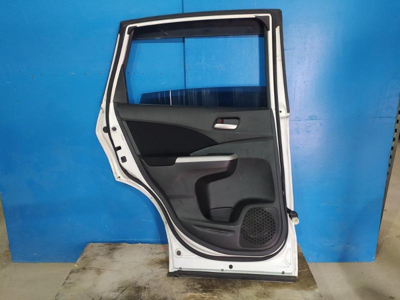 Дверь Honda Cr-V 4 2012 задняя левая (б/у)