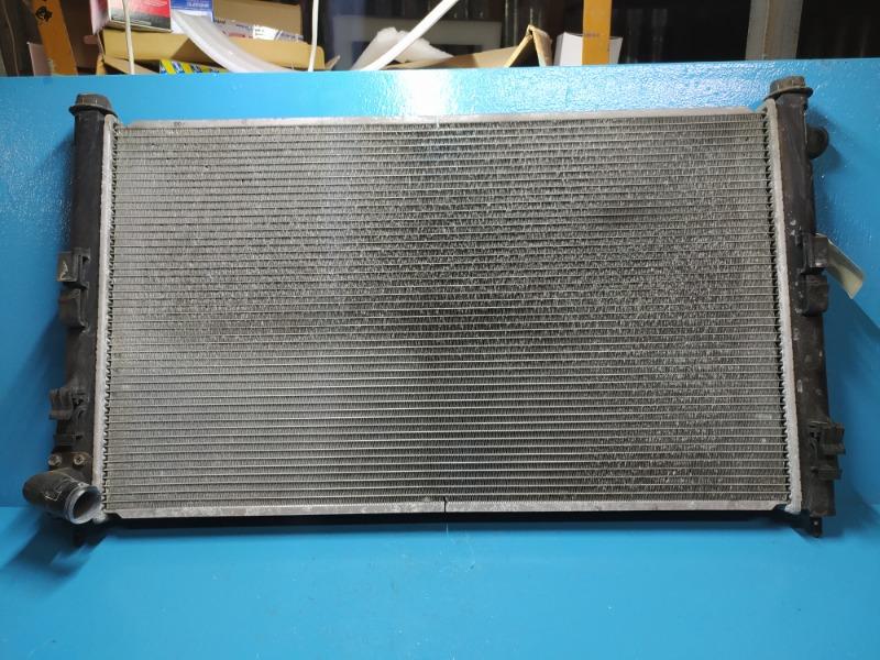 Радиатор охлаждения двигателя Mitsubishi Asx 2006 (б/у)
