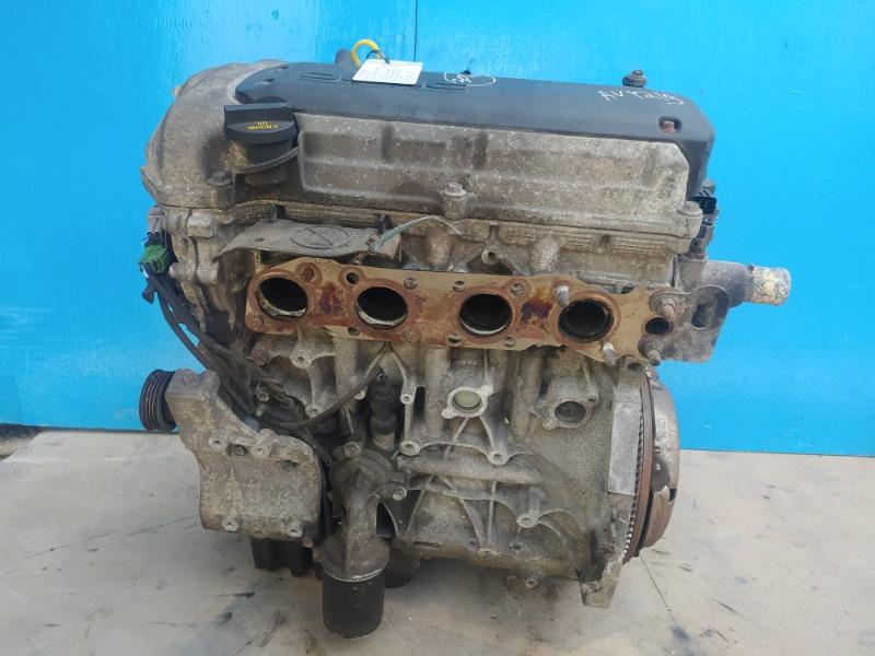Двигатель Suzuki Swift 1.5 2004 (б/у)