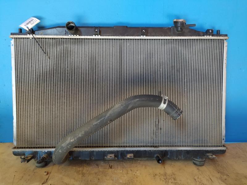 Радиатор охлаждения двигателя Honda Accord 8 2008 (б/у)