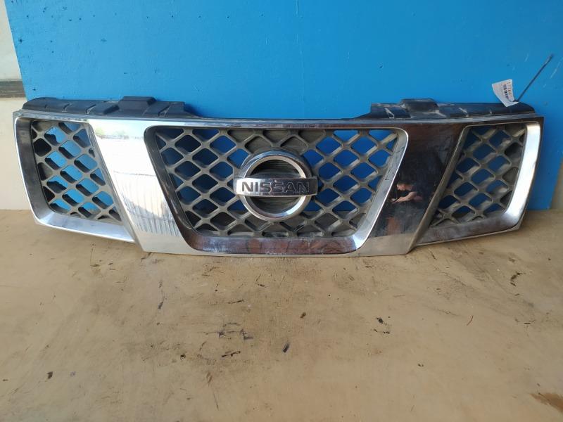 Решетка радиатора Nissan Pathfinder 2005 (б/у)