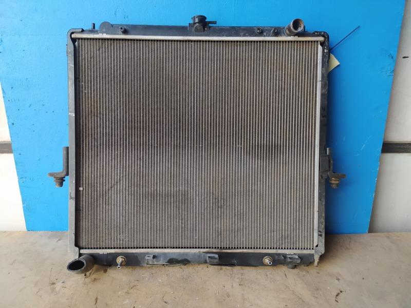 Радиатор охлаждения двигателя Nissan Pathfinder 4.0 2005 (б/у)