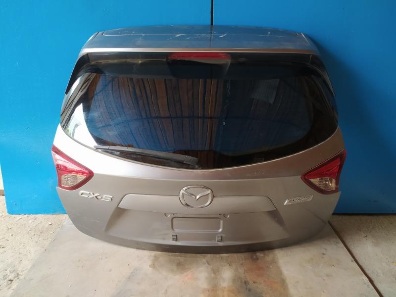 Крышка багажника Mazda Cx5 2012 (б/у)