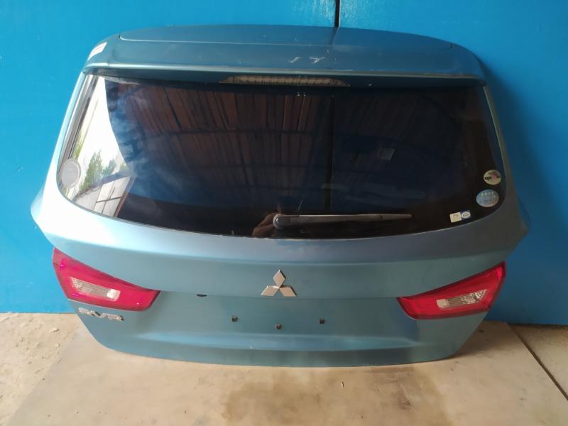 Крышка багажника Mitsubishi Asx 2010 (б/у)