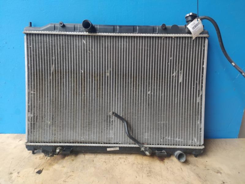Радиатор охлаждения двигателя Nissan Murano Z50 2000 (б/у)